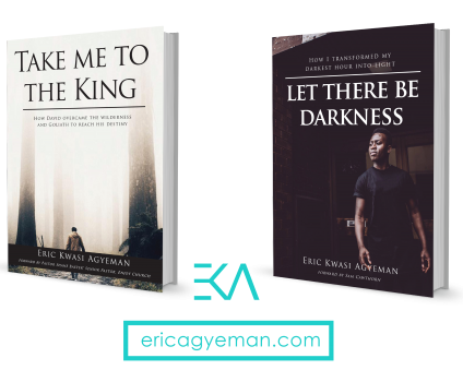 Our Founder Eric has launched 2 new life-changing books!